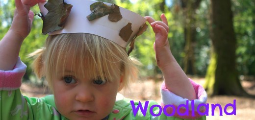 How To Make A Woodland Crown