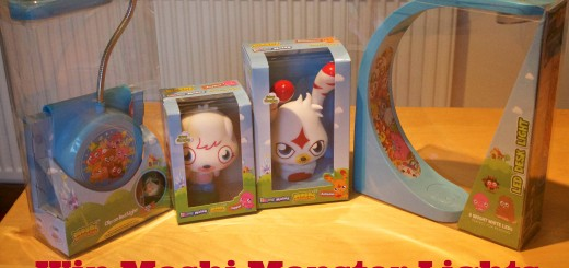 win moshi monster lights