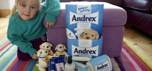 andrex clean routine