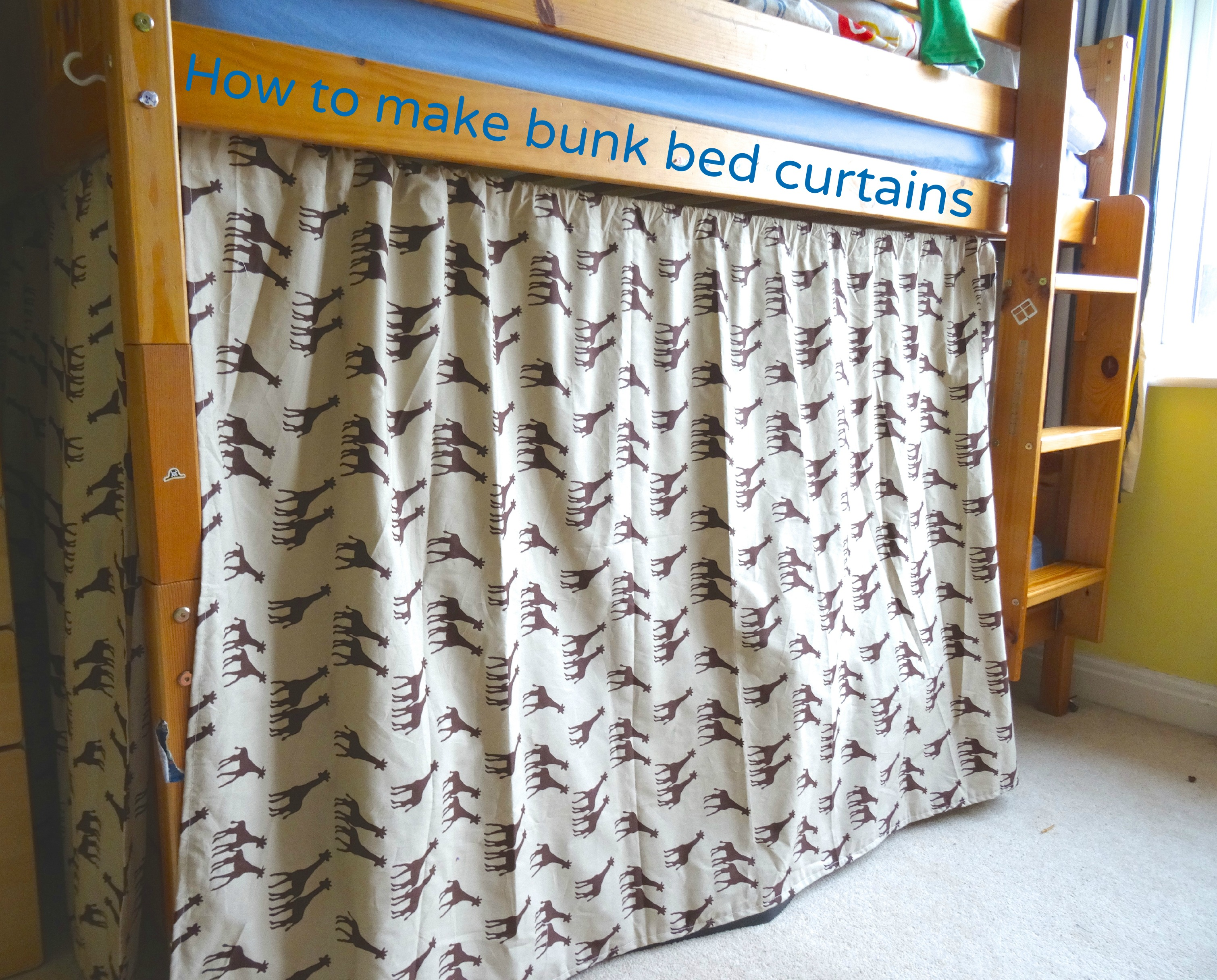 Bunk bed curtains - Bunk Bed Curtains 24