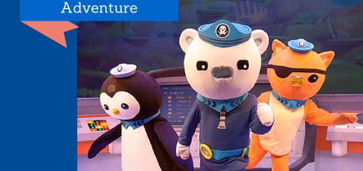 Octonauts and the Deep Sea Volcano Adventure review