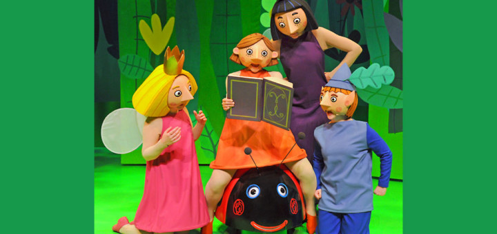 review - Ben and Holly's little kingdom live