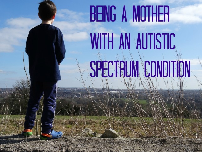 Being a Mother with an autistic spectrum condition