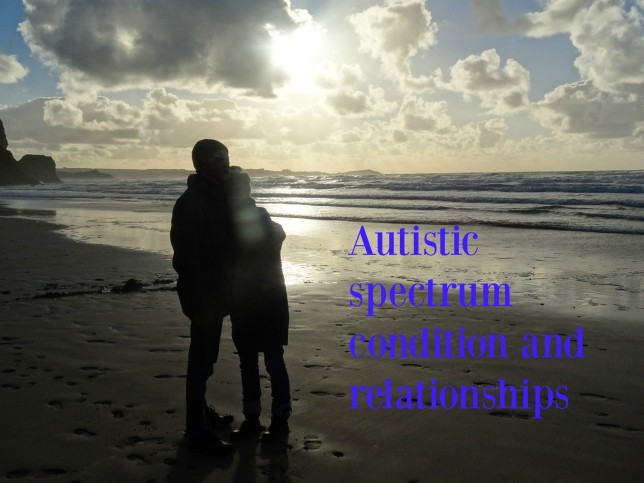 autism spectrum condition and relationships