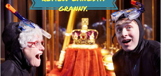 review - gangsta granny