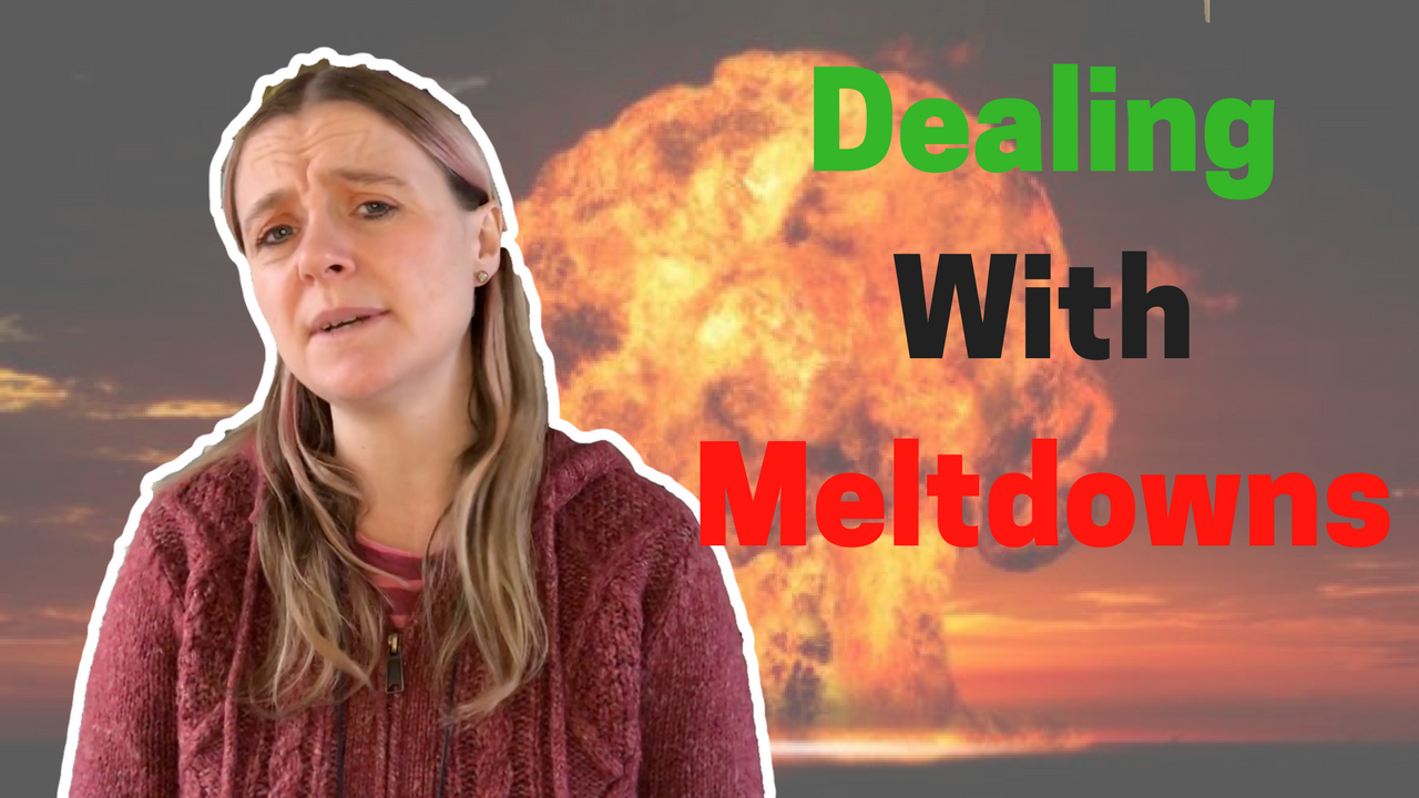 Dealing with meltdowns