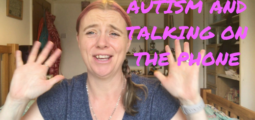 Autism And Talking On The Phone