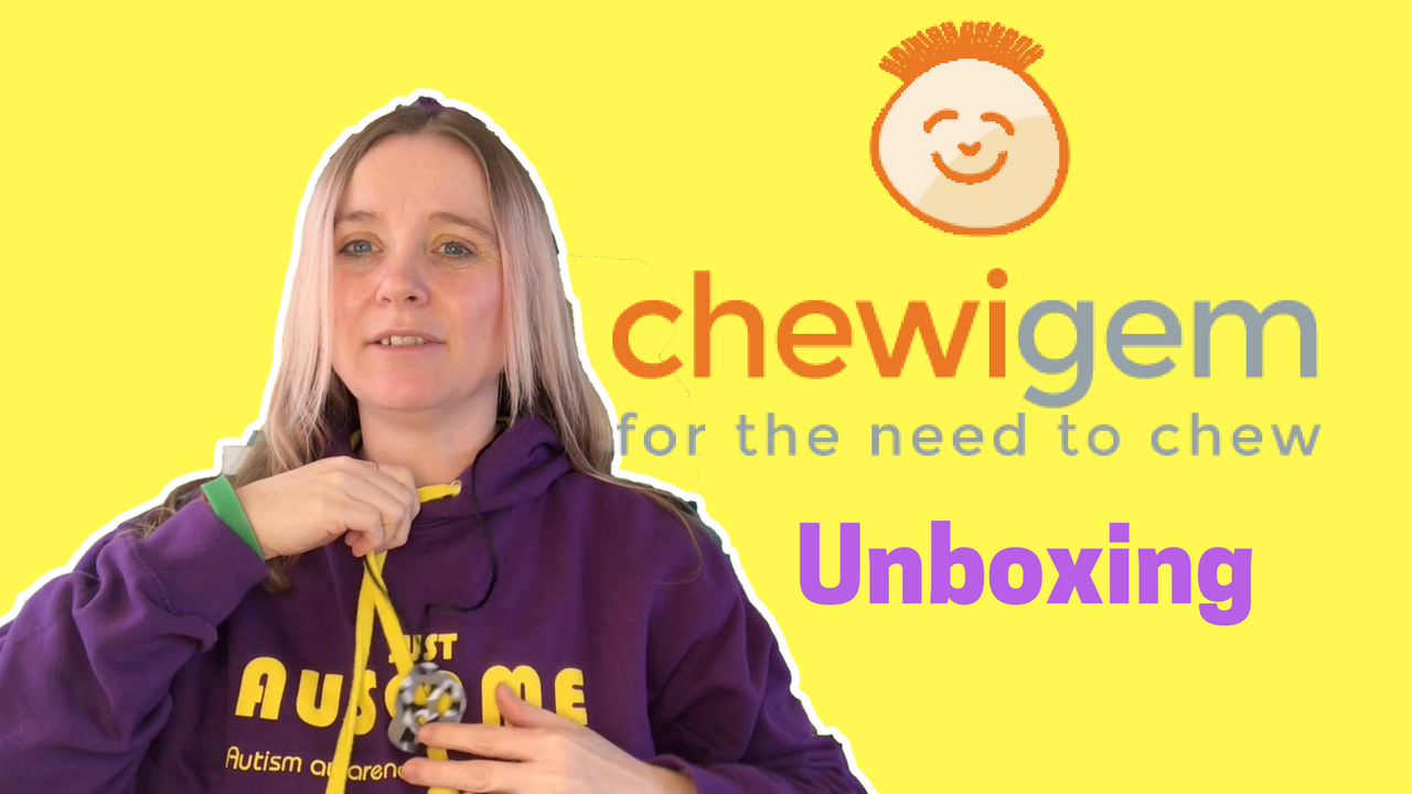 Chewigem Unboxing – March