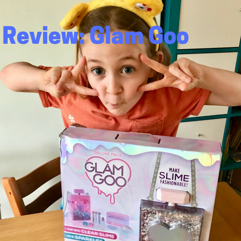 Review Glam Goo Deluxe Pack