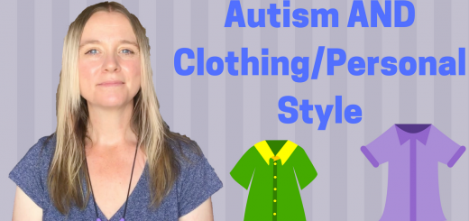 autism and clothing