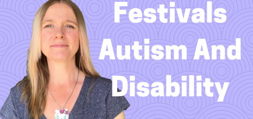 Festivals, Autism, Disability