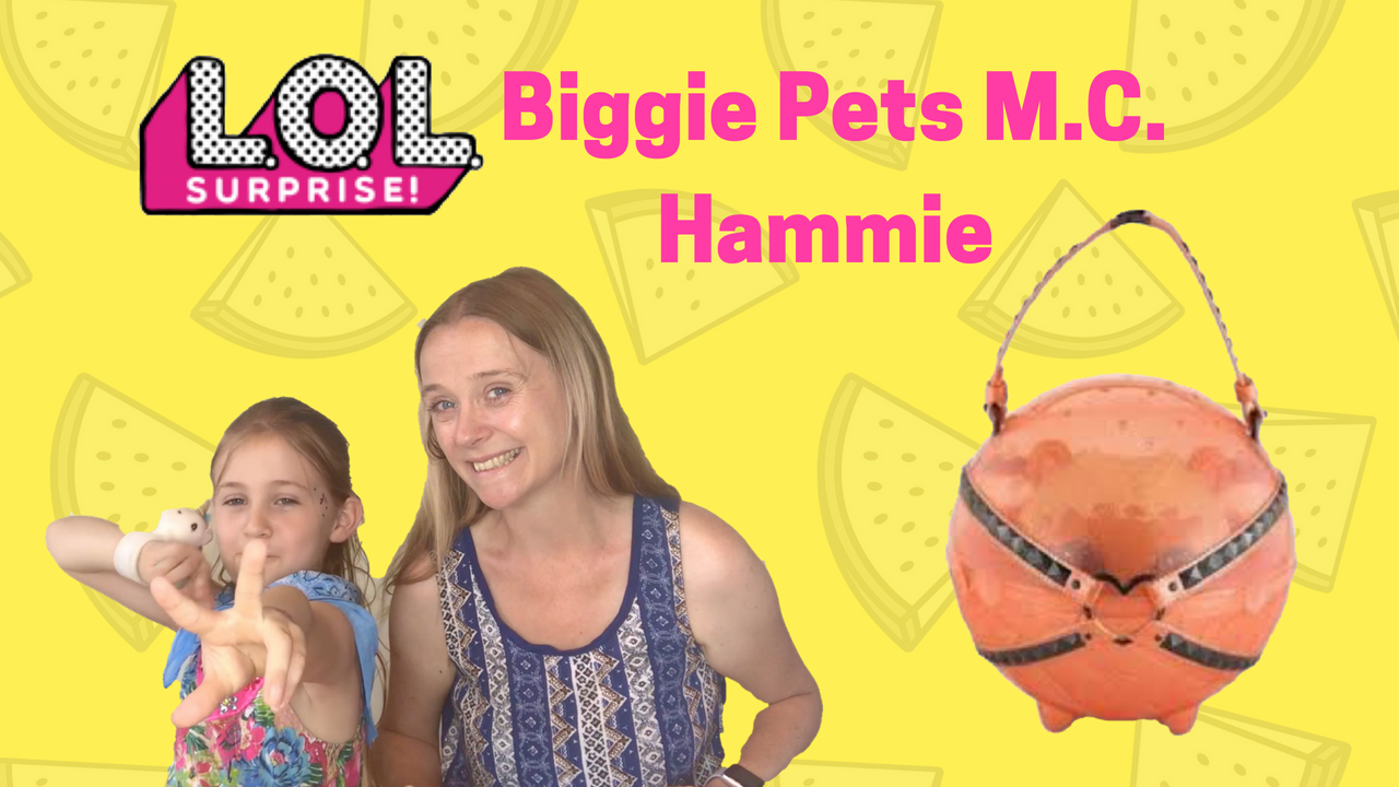 L.O.L. Surprise Biggie Pets Unboxing