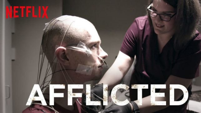 Netflix series Afflicted