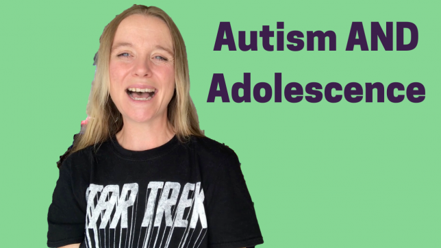 autism and adolescence