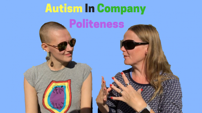autism and politeness