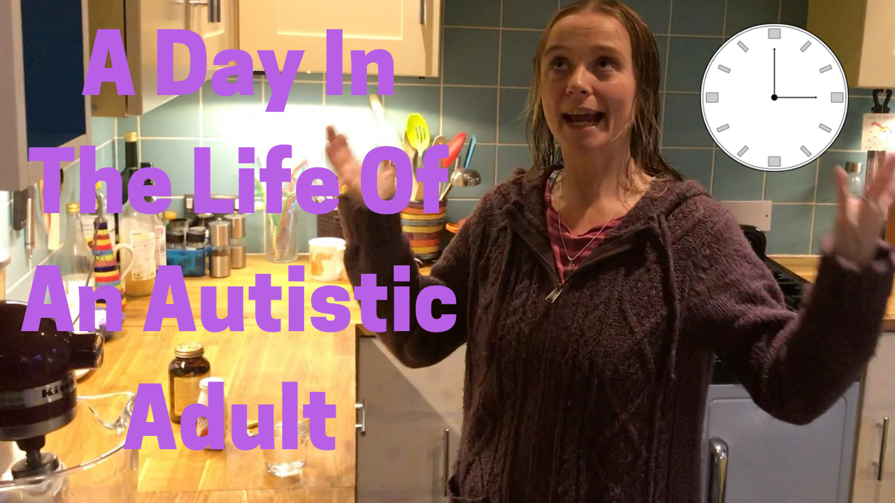day in the life autistic adult