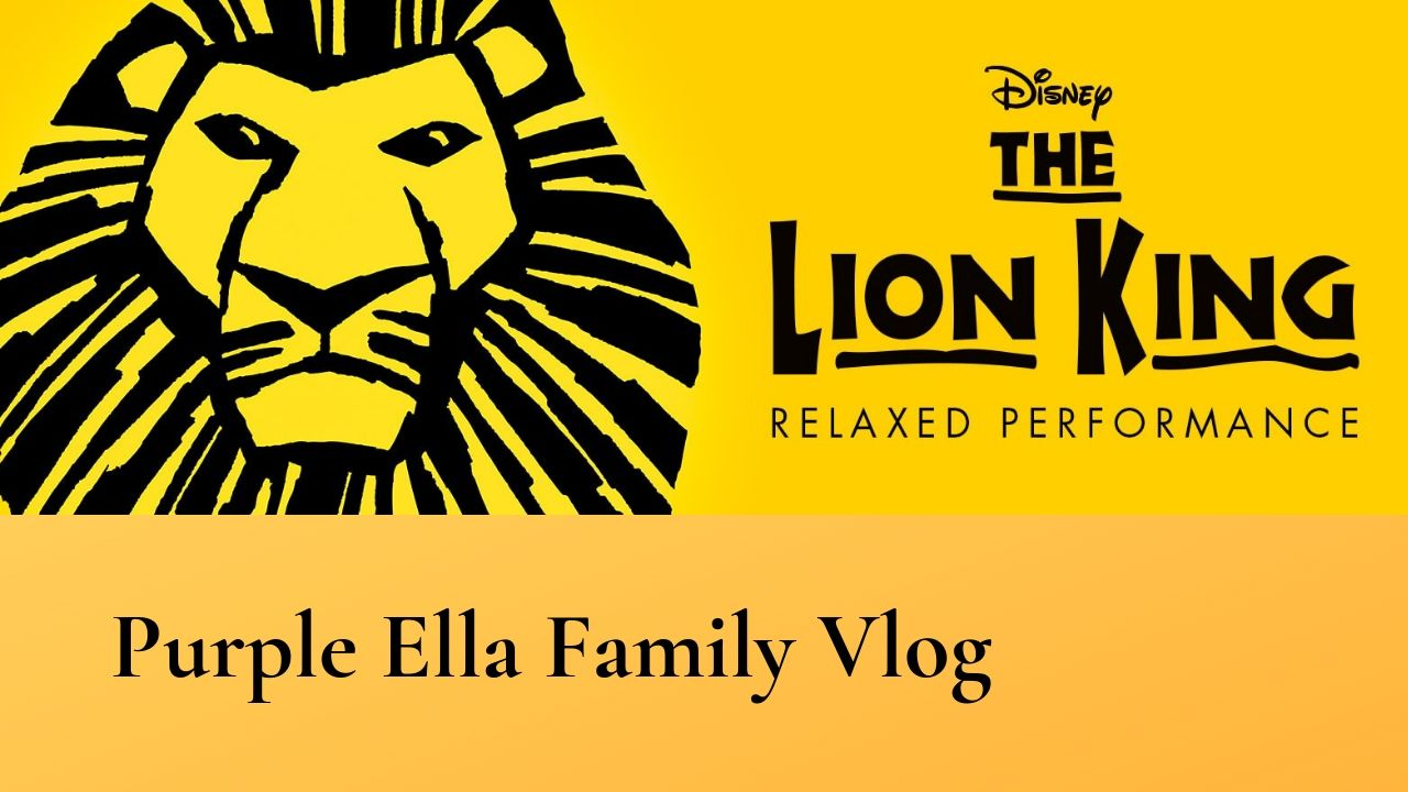 The Lion King Musical Relaxed Performance