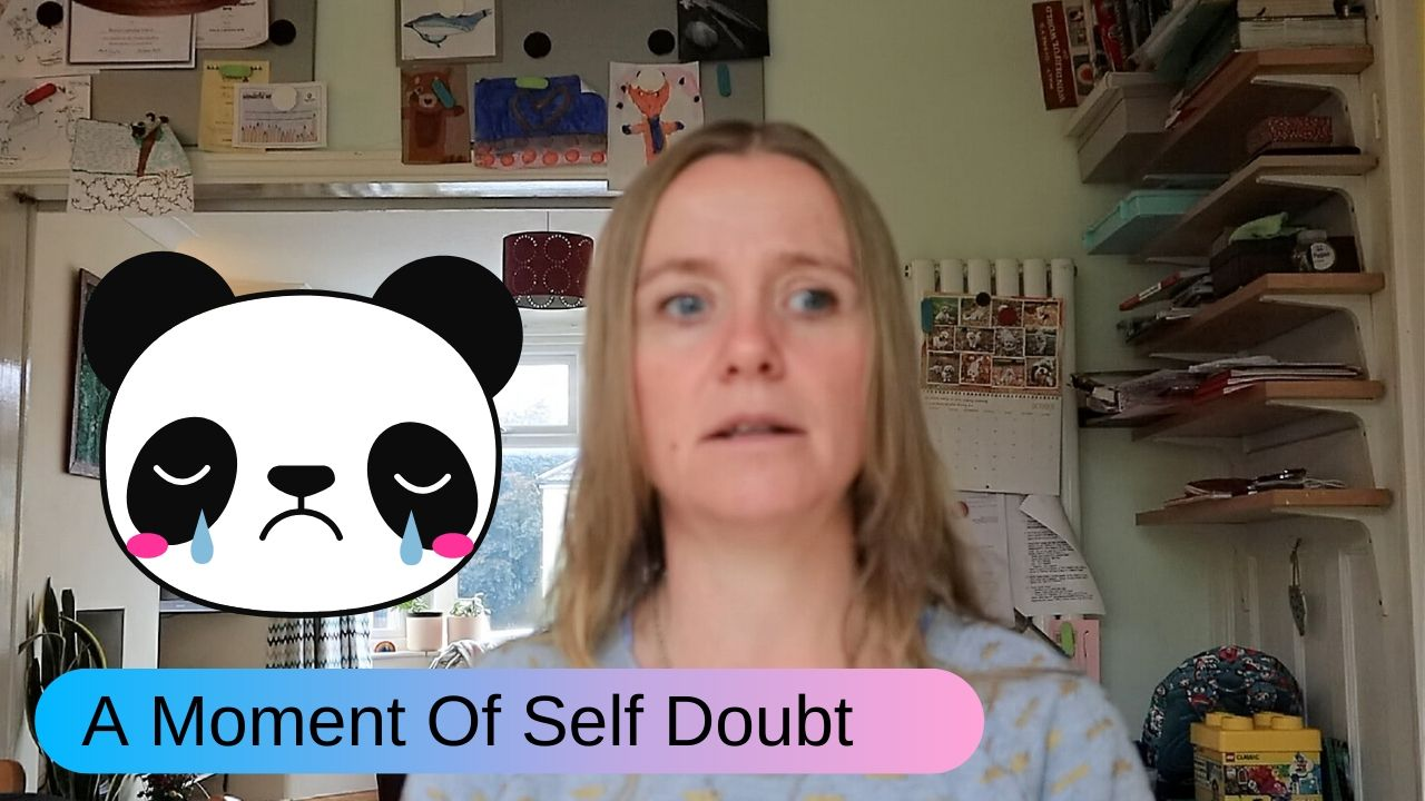 A Moment Of Self Doubt