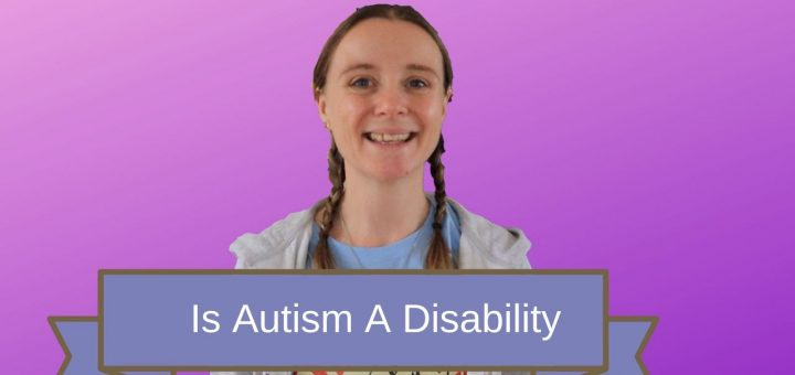 is autism a disability