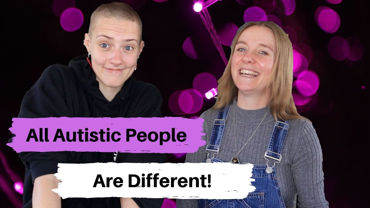 All Autistic People Are Different