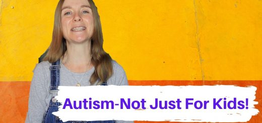 autism not just for kids