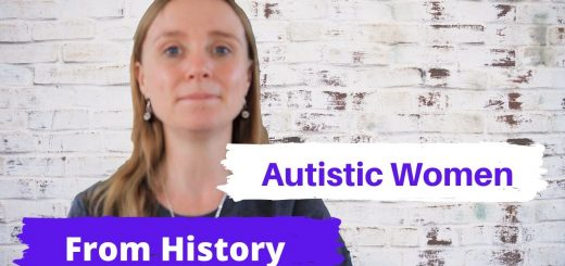 autistic women from history