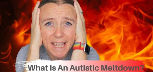 what is an autistic meltdown?