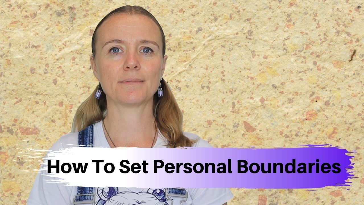 How To Set Personal Boundaries