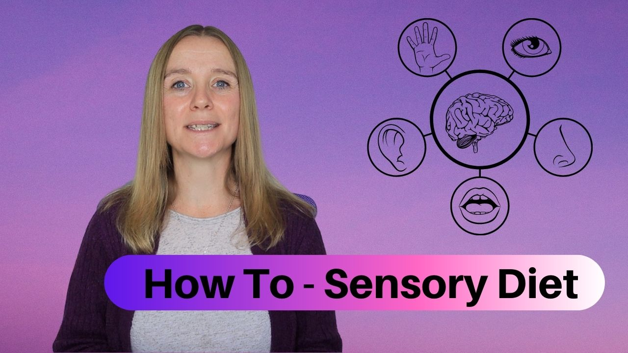 How To – Sensory Diet