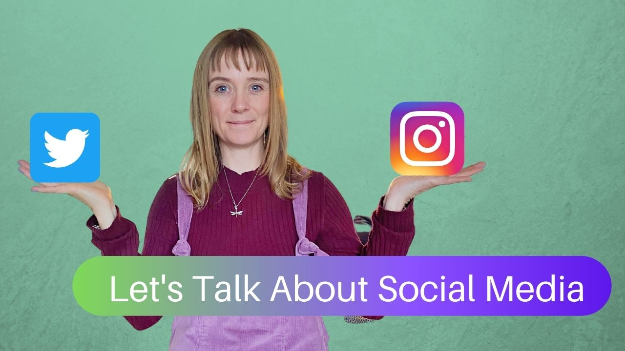 Let's Talk About Social Media