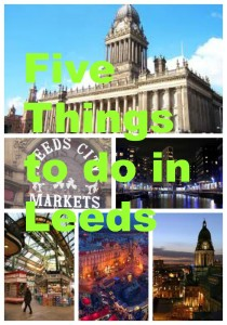 Things to do while in Leeds