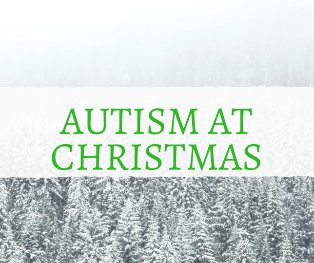 Autism at Christmas
