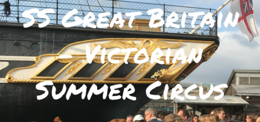 SS Great Britain - Victorian Summer Circus