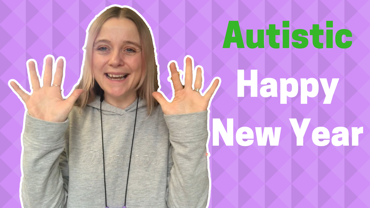 Autistic Happy New Year