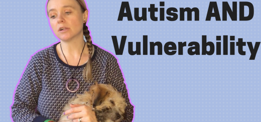 Autism and vulnerability