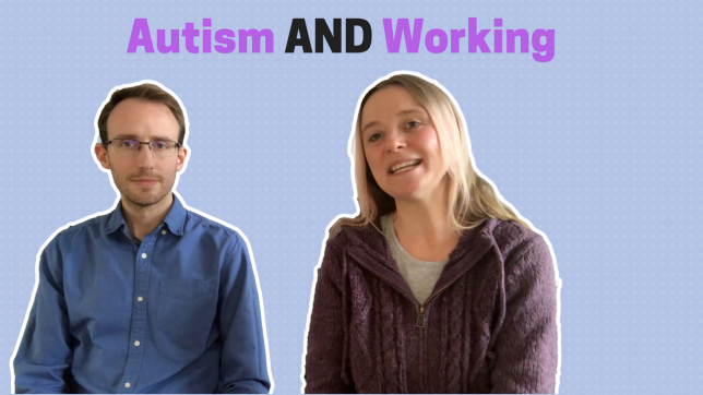 Autism And Working