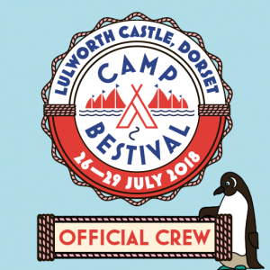 Camp Bestival blogger